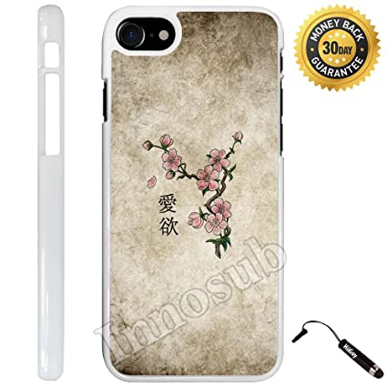 Amazoncom Custom Iphone 8 Plus Case Japanese Cherry Blossom