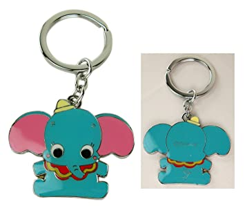 Amazon.com: Baby Dumbo Keychain - Baby Dumbo Key Ring ...