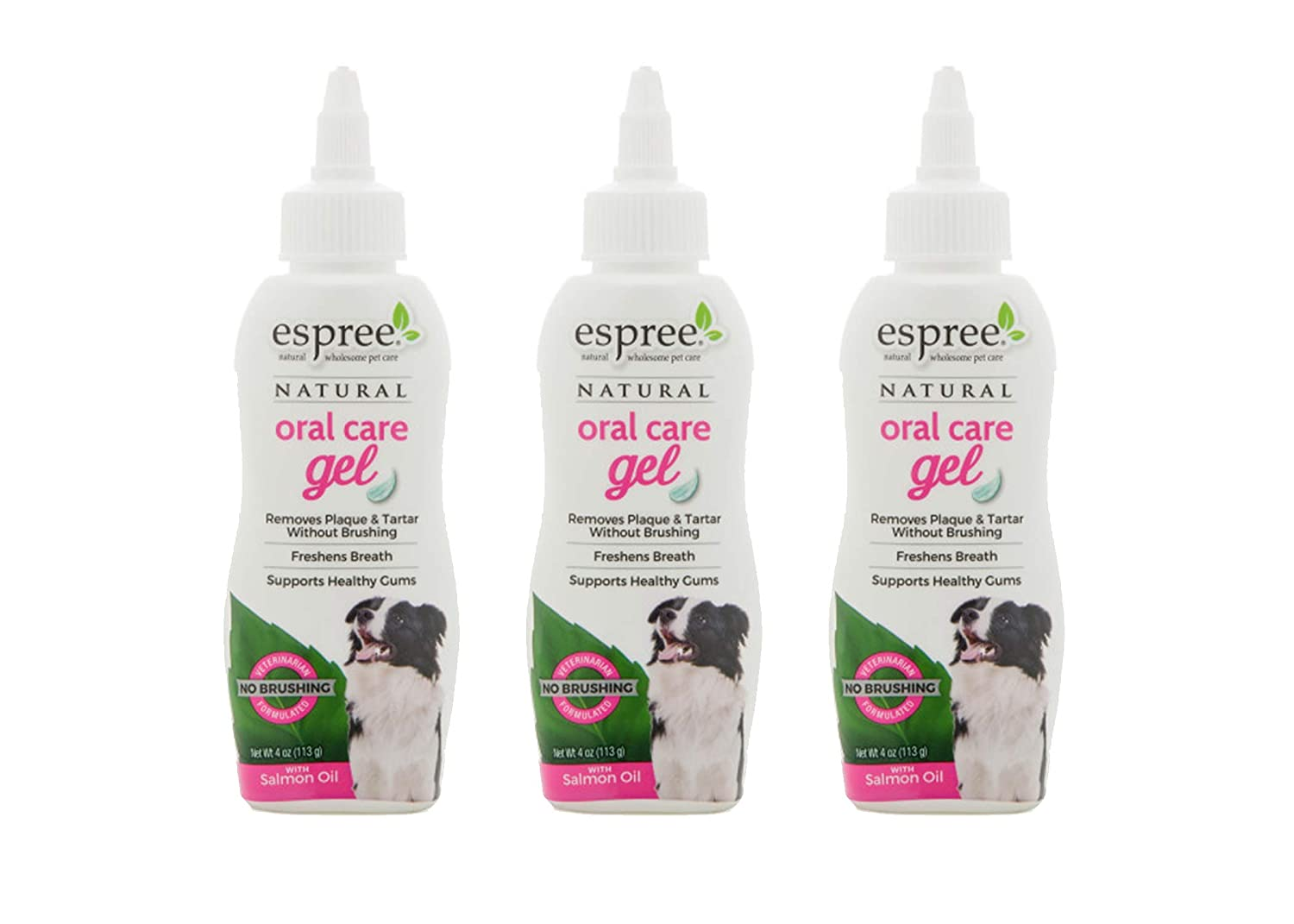 Espree Natural Oral Care Gel for Dogs and Cats