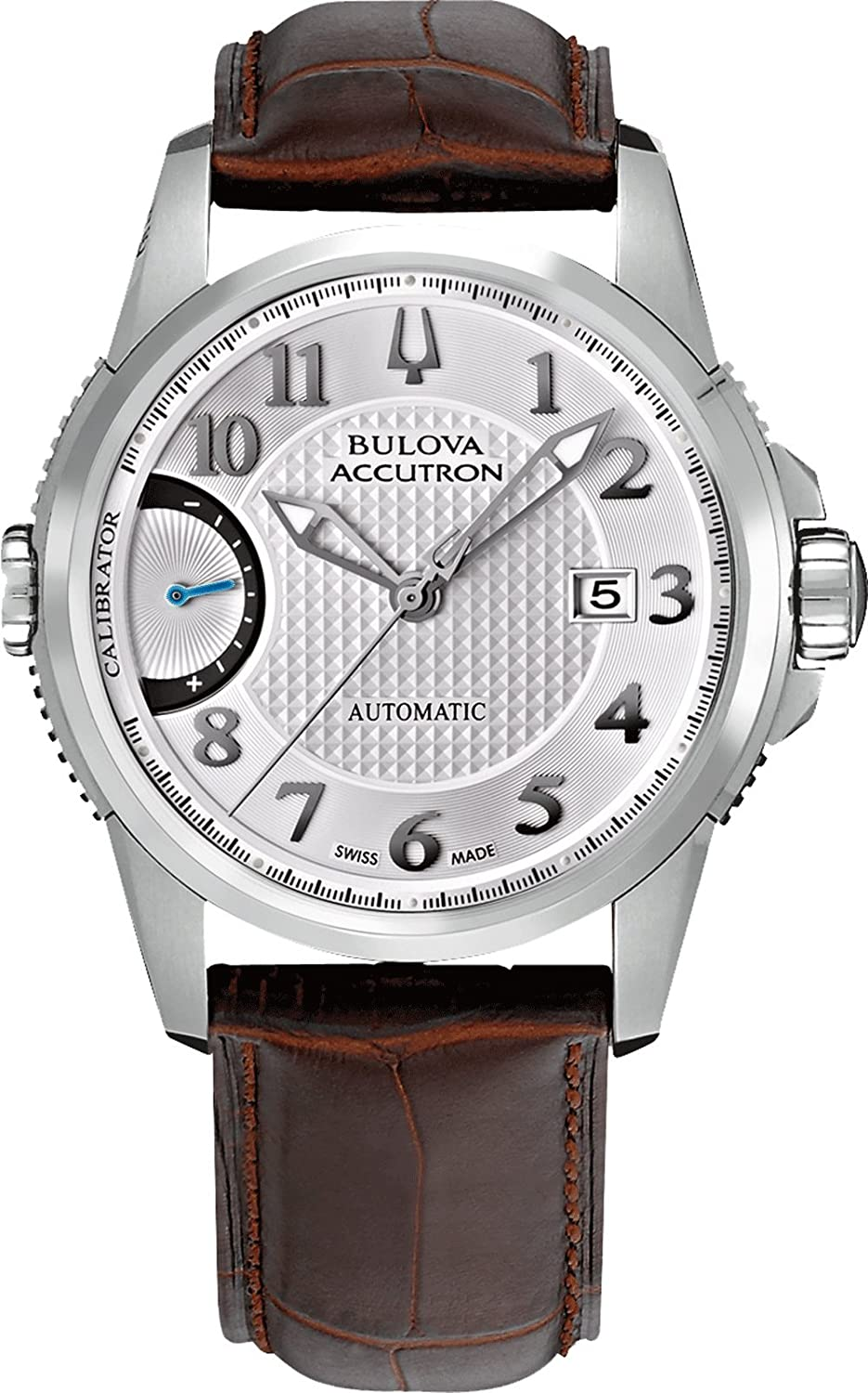 Bulova Accutron Men's Limited Edition EFAS Calibrator Watch - 63B160