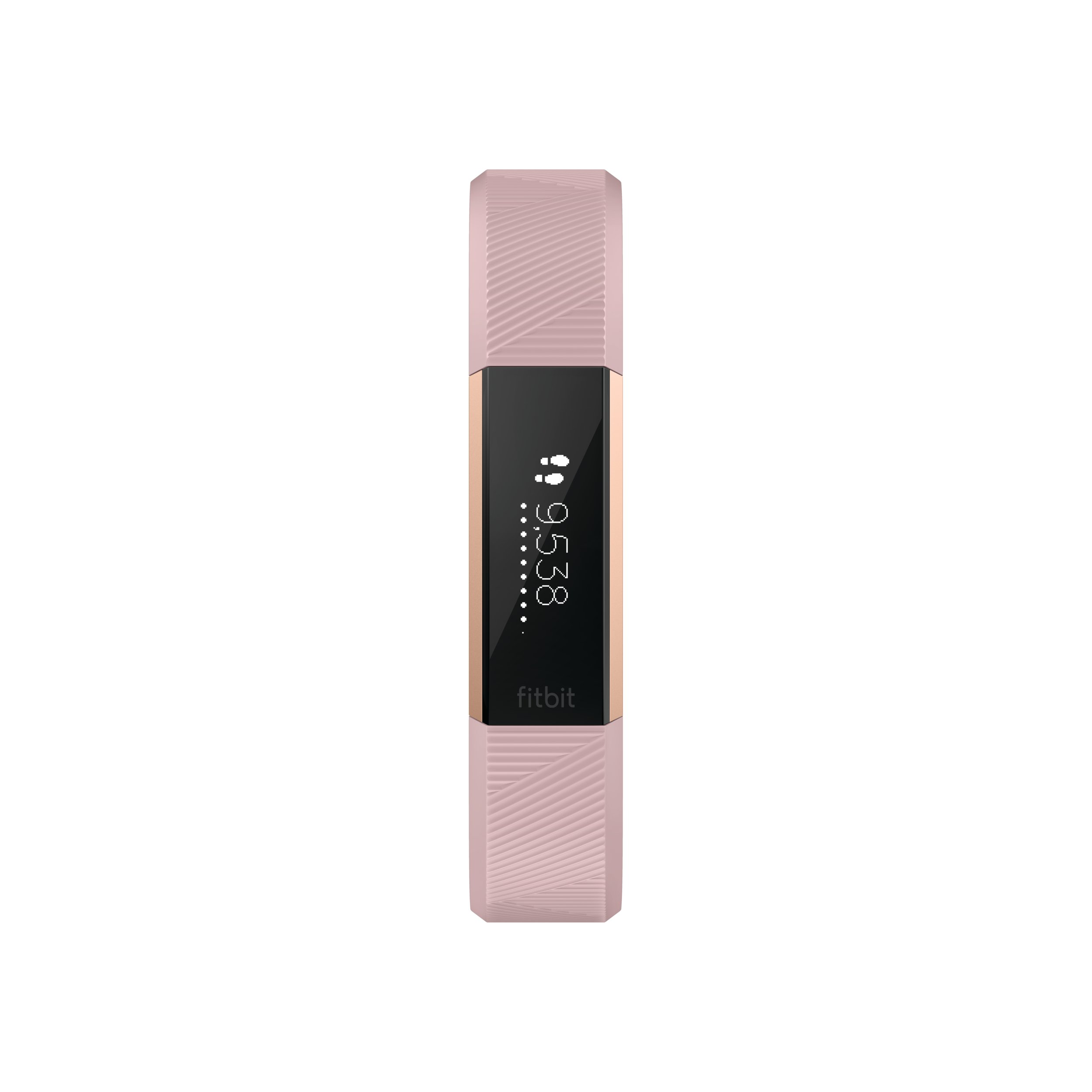 Fitbit Alta HR, Special Edition Pink Rose Gold, Large (US Version) by Fitbit (Image #3)