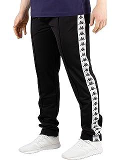 d2271f81 Kappa Men's 222 Banda Alanz Alternating Banda Sweatpants, Grey Mid ...