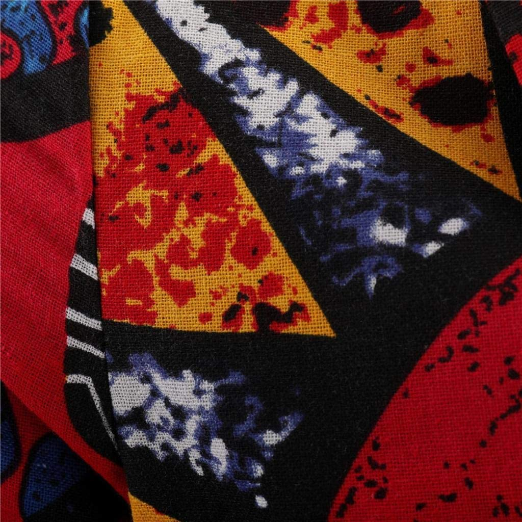 QUICKLYLY Trajes Hombre Chaquetas Charm Encanto Casual Un Bot/ón Apto Fit Suit Traje Blazer Abrigo Tops Fiesta Lentejuelas Chaqueta Esmoquin Estampada Manga Larga Cardigan Multicolor,XL