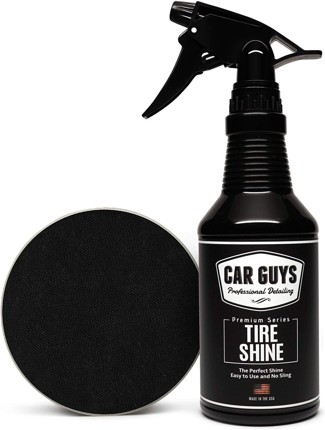 汽车人轮胎光亮喷雾