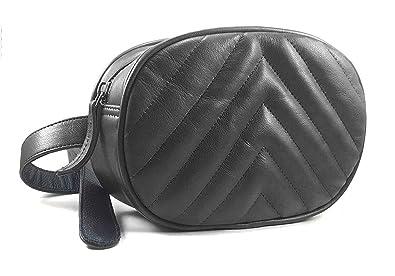 9b8413a8042 Chalk Factory Natural Lambskin Leather Waist Bag Leather Chest belt Ladies  Bum Bag