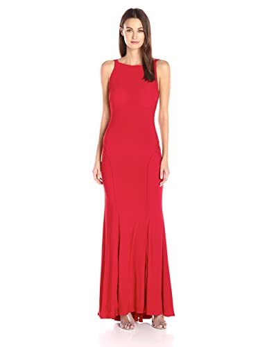 Mac Duggal Women's Gown with O...