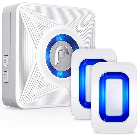 Amazon.com: Fosmon WaveLink 51005HOM - Alarma inalámbrica de ...