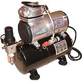 Hobby compresor con tanque de aire Fengda® AS-186