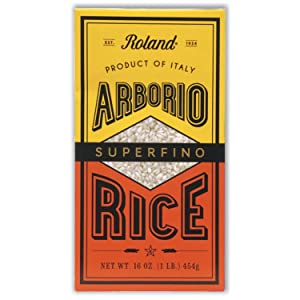 Roland Foods Arborio Rice, Superfino, 16 Oz