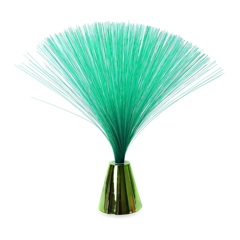 Shop LC Green Mini Fiber Optic Light Requires 3AAA Batteries Not Included