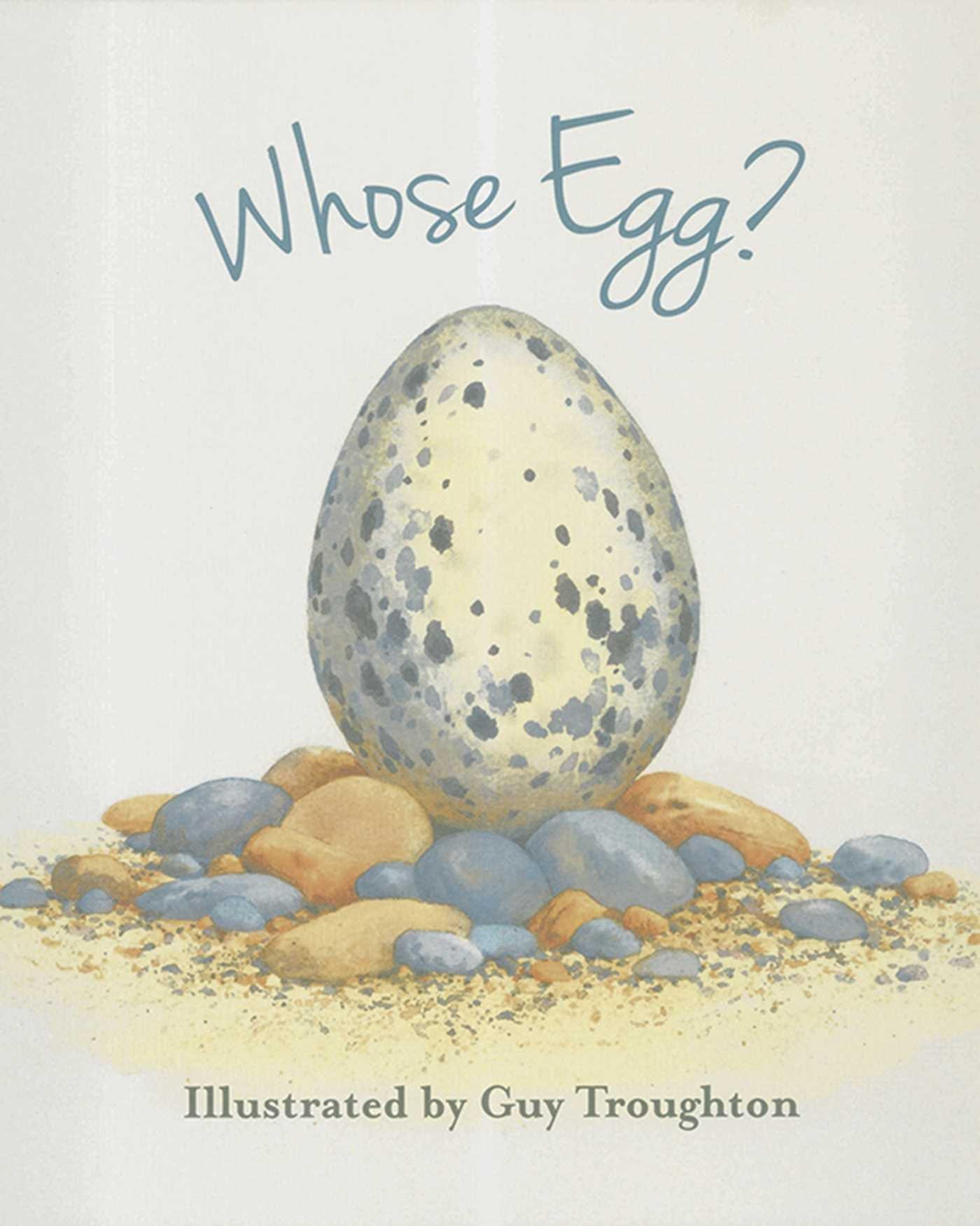 Read Online Whose Egg? pdf epub