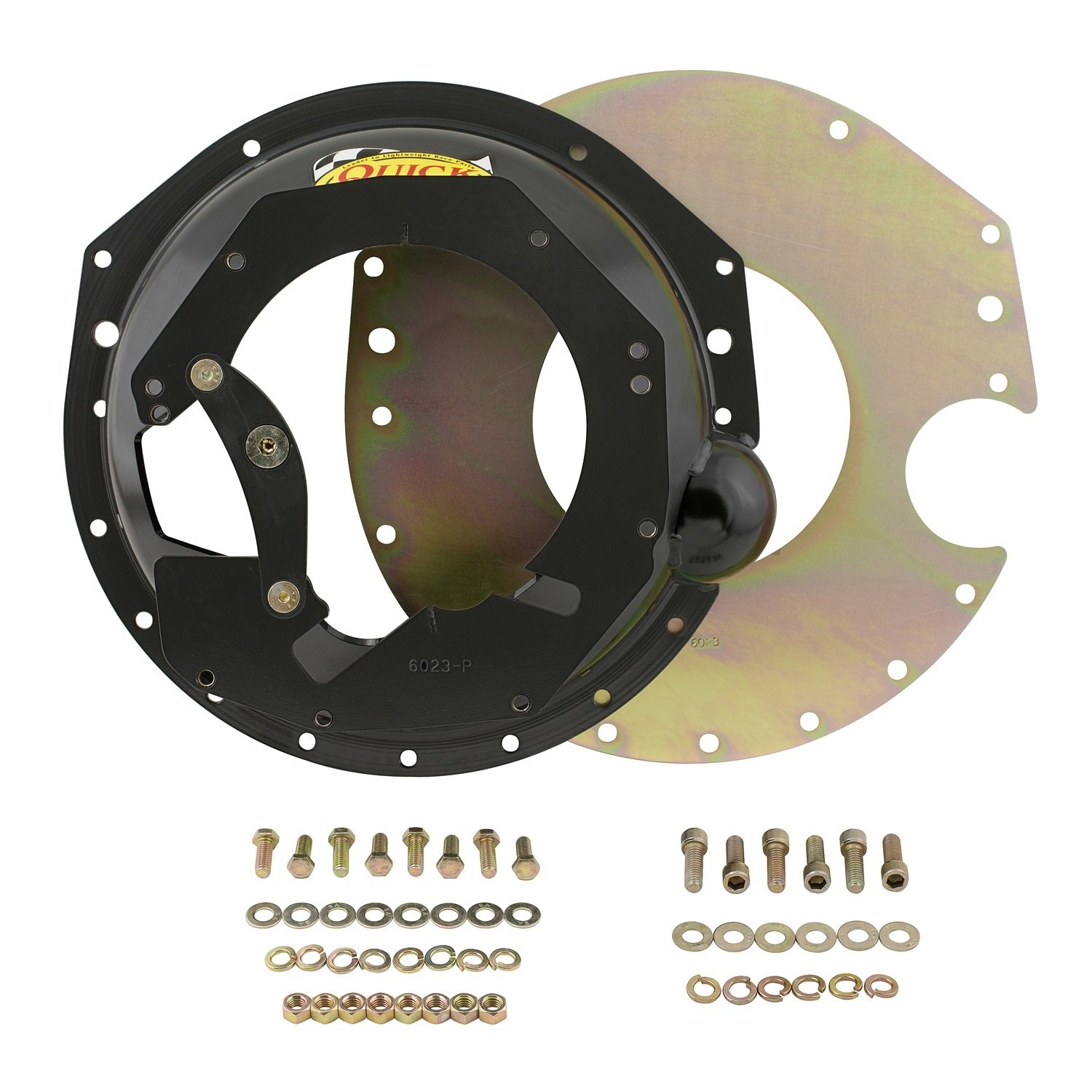 QuickTime (RM-6023PB) Chevrolet Small Block/Big Block Engine to T56 LS-1 Transmission Bellhousing by Quick Time