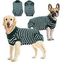 PUMYPOREITY Hundåterhämtningsdräkt återhämtning skjorta buksår skydd valp medicinsk kirurgisk kläder postoperativ väst…
