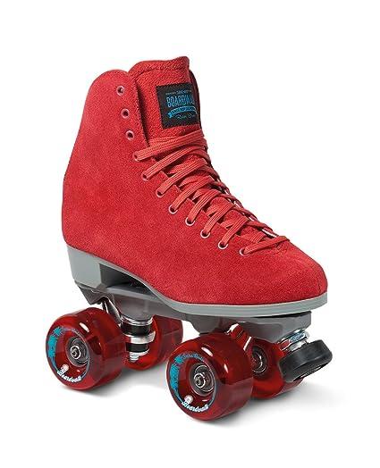 Roller Skates On Sales Rollerskatenation Com >> Sure Grip Red Boardwalk Skates Outdoor