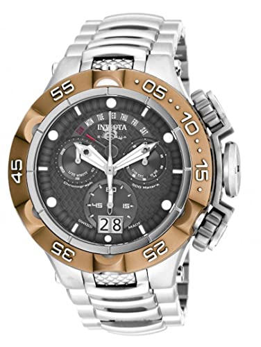 Invicta Distressed 50 Swiss Made Mm Lünette Noma V Subaqua YebWH9ED2I