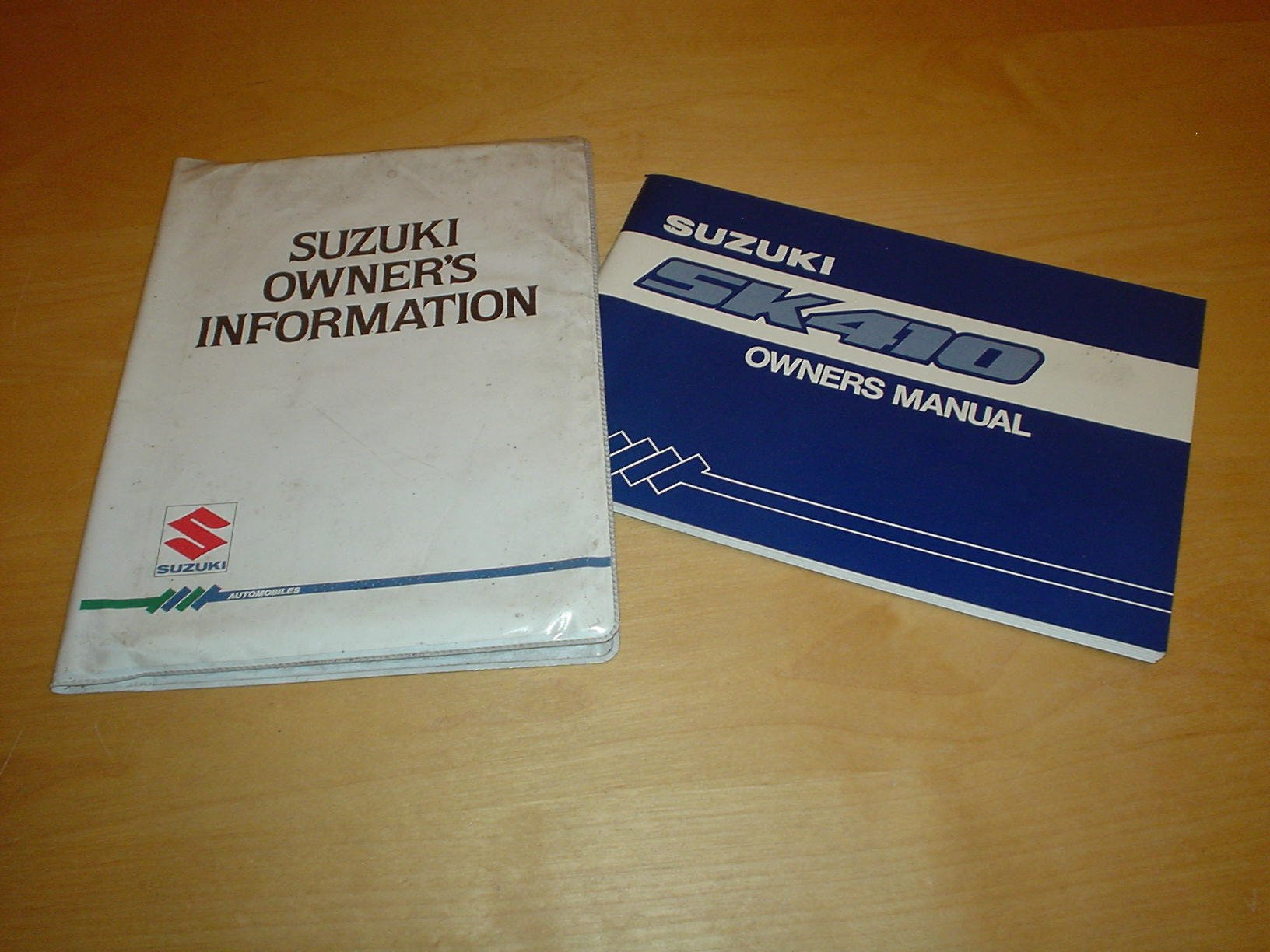 SUZUKI SK410 SUPER CARRY OWNERS MANUAL HANDBOOK (1985 - 1991) - SK 410  SUPER CARRY - HAND BOOK MANUAL: Amazon.co.uk: SUZUKI: Books