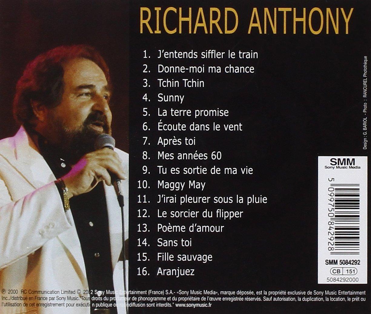 Jentends Siffler Le Train Richard Anthony Amazones Música