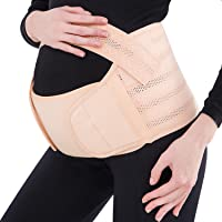 Maternity Belt, Brethable Pregnancy Support Belt Belly Band, Back, Waist, Abdomen Band Belly Brace