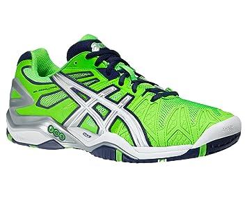 Womens Gel-Resolution 7 Clay Tennis Shoes, Hellblau Asics