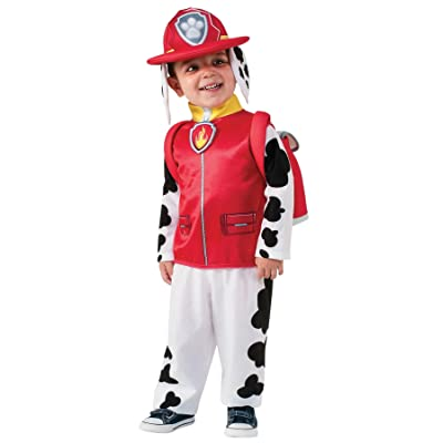 Paw Patrol Marshall Toddler Costume: Toys & Games