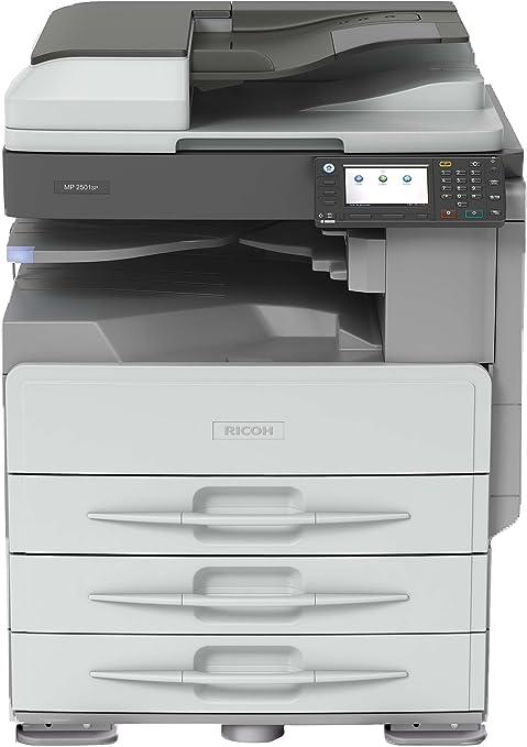 Ricoh Aficio MP 2501SP Laser 25 ppm 600 x 600 dpi A3 - Impresora ...