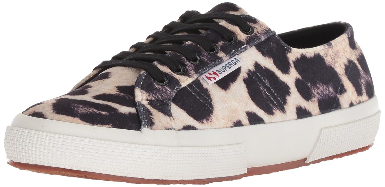 Superga Women's 2750 Fanvelw Sneaker B078K9XBGT 37 M US|Leopard