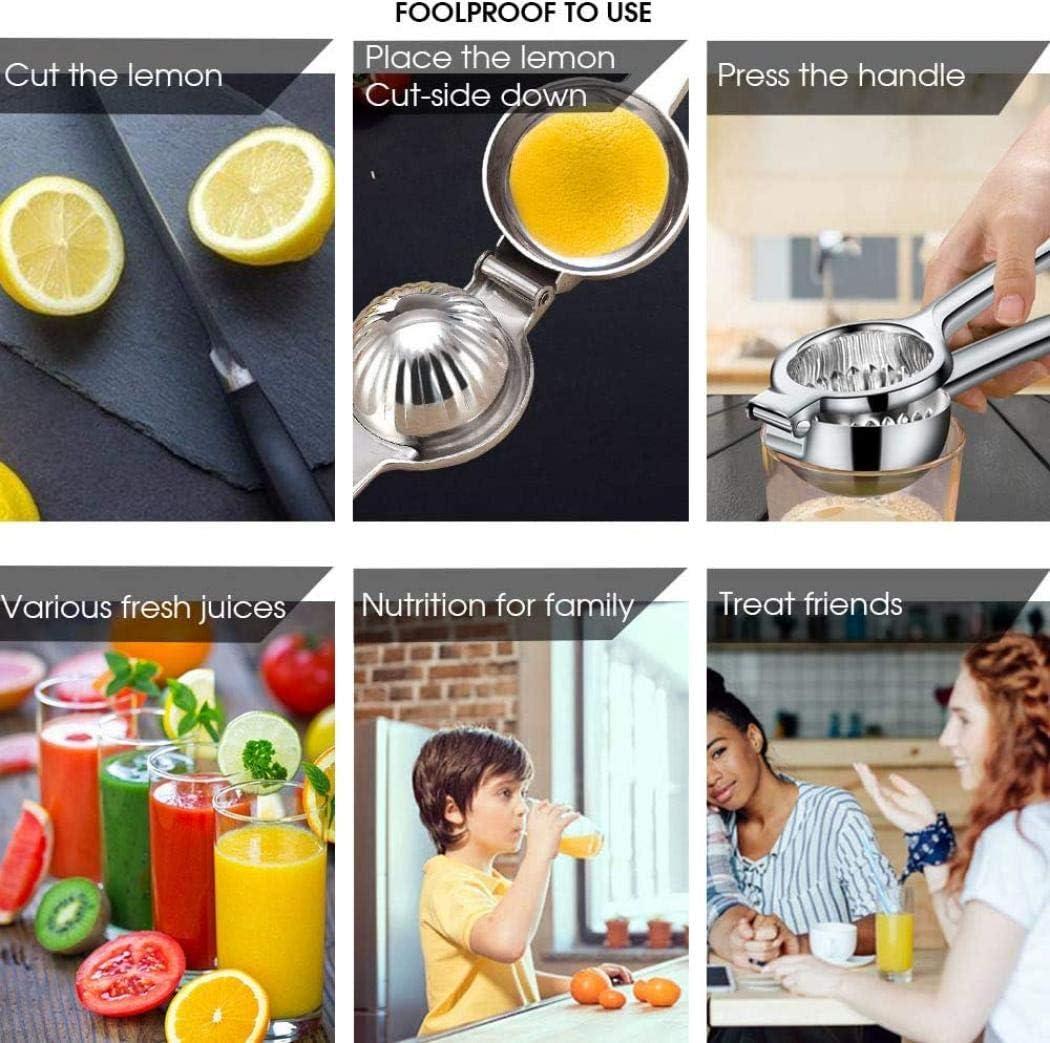 Juice Extractor Single Press Hand Lime Citrus Fruit Juicer Lemon Squeezer Juicer Manual Lemon Lime Squeezers Orange Citrus Press Juicer