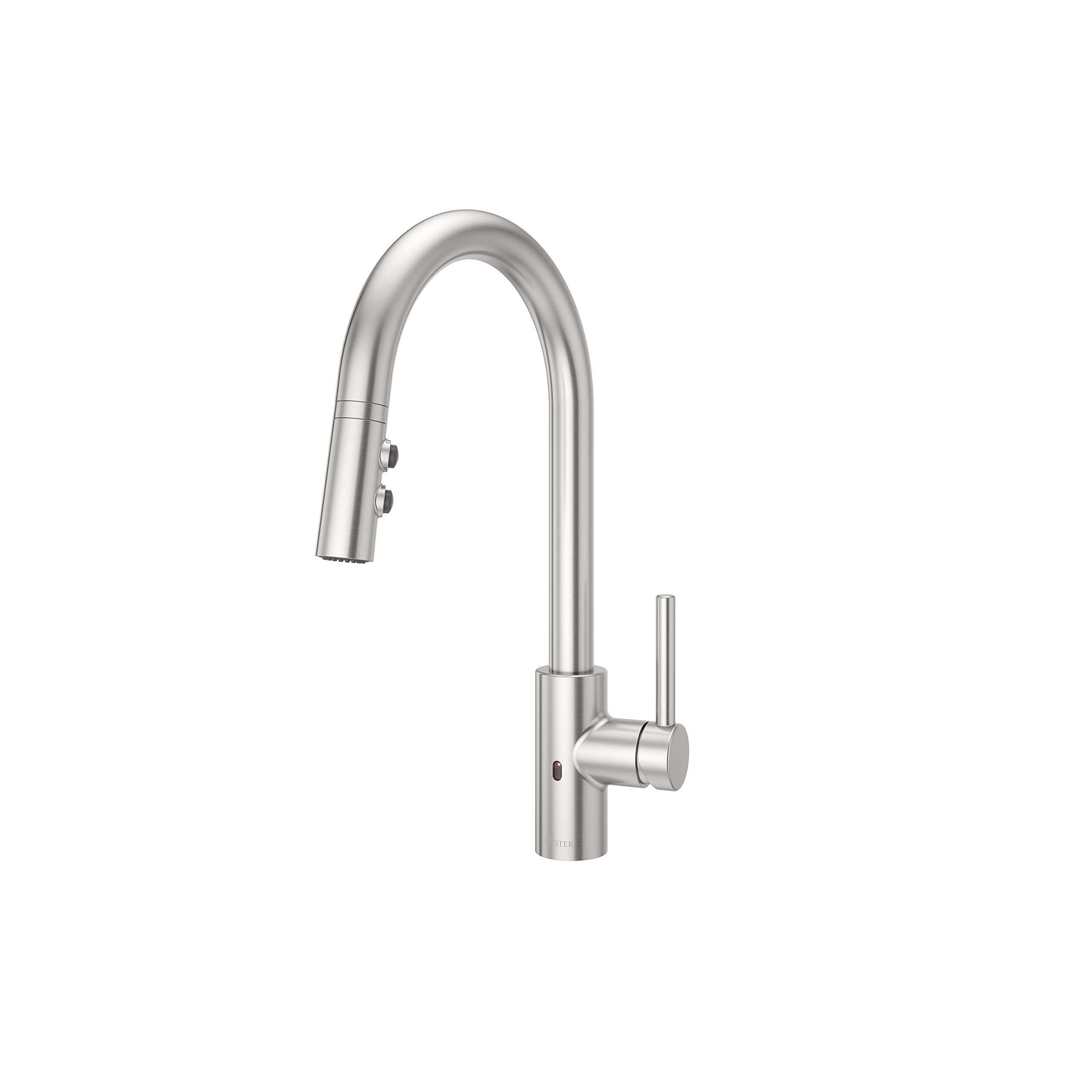 Pfister LG529ESAS Stellen React Touch-Free 1-Handle Electronic Pull ...