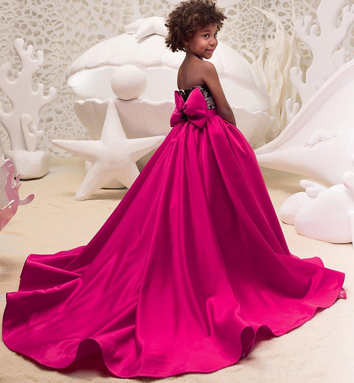 magicdress eventos magicdress boda vestido de niña de flores baile ...