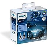 Philips Automotive Lighting H7 Ultinon Essential LED Fog Lights, 2 Pack