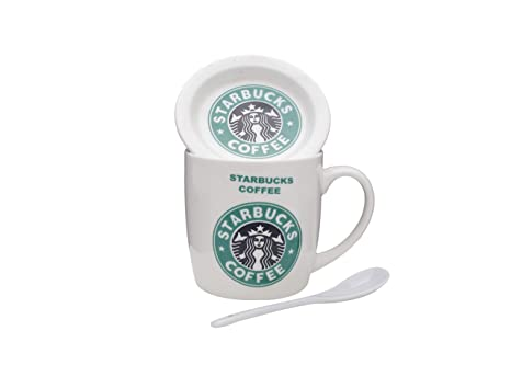 Ver Buy 1 Coffee With Spoon And Coaster 1pack Starbucks Of Mug xBoQerdCW