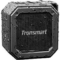 Enceinte Bluetooth Waterproof, Tronsmart Haut Parleur Bluetooth Portable, Autonomie 24H, Technologie TWS et Basses Puissantes, étanchéité IPX7, pour Téléphone et Tablettes, l'extérieur Les Voyages