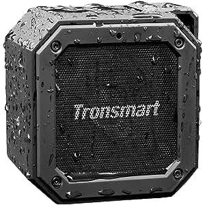 Tronsmart Altavoz Exterior Bluetooth Portátiles, 24 Horas de Reproducción, Impermeable IPX7, Extra Bas