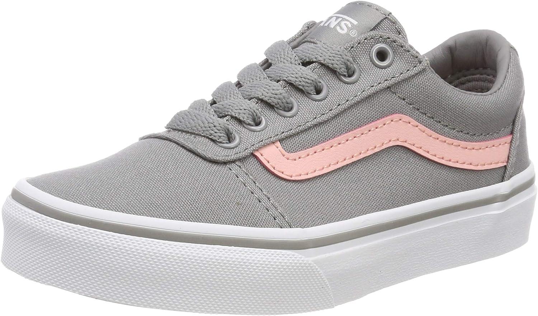 vans grey girls