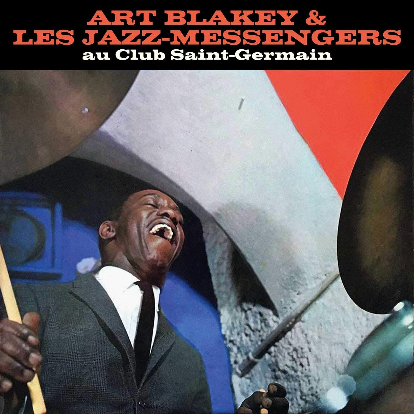 Vinilo : BLAKEY, ART & LES JAZZ-MESSENGERS - Au Club Saint-germain (Italy - Import)