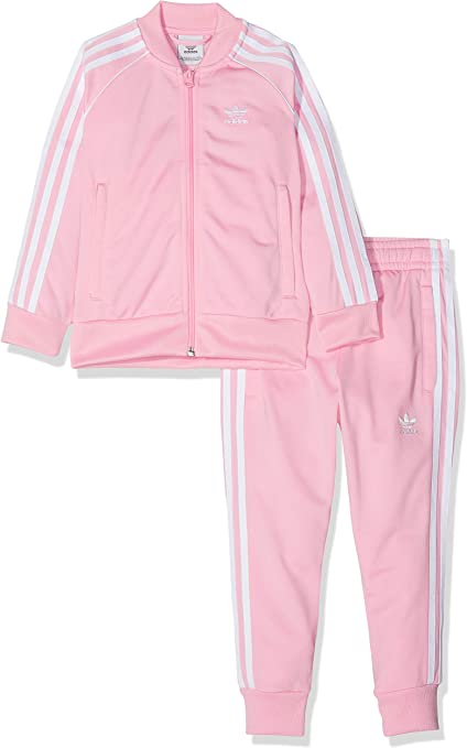Adidas Trefoil SST Survêtement Fille, Light