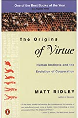 The Origins of Virtue: Human Instincts and the Evolution of Cooperation Paperback
