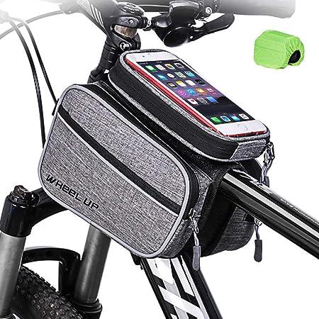 Bolsa Bicicleta Cuadro, 6.0