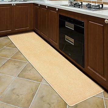 Amazon.de: Küche gut, Teppich, Teppich mit reiner Zitrone Gelb Bett ...