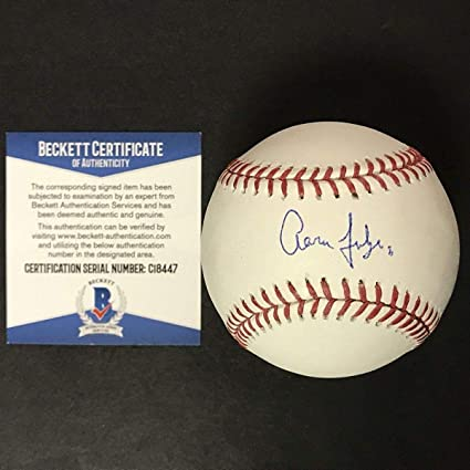 Wholesale Lots Clint Frazier Autographed Signed Mlb Baseball Ball Yankees Beckett Bas Coa