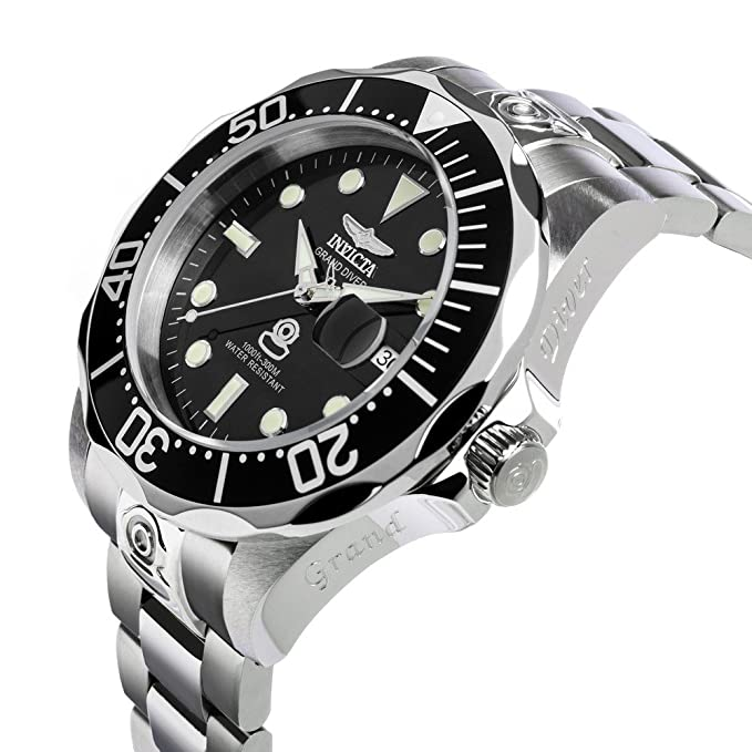 invicta grand diver review