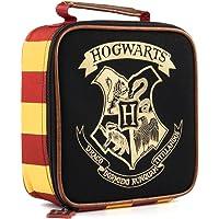 Harry Potter Hogwarts Crest Aislamiento Oficial Almuerzo Bolsa