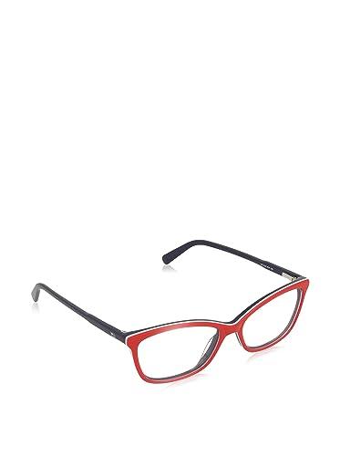 Tommy Hilfiger Brillen Für Frau 1318 VOY, Red / Blue Kunststoffgestell, 52mm