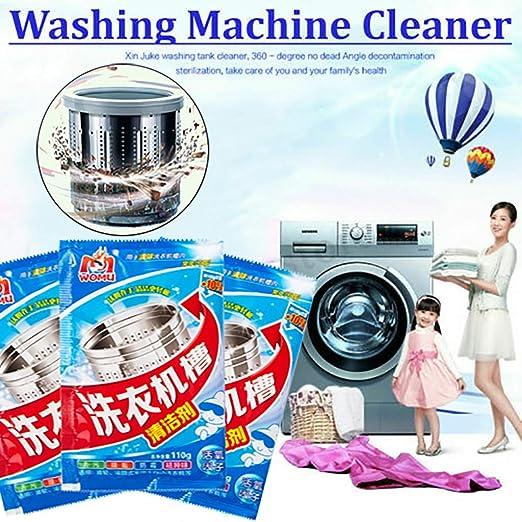 1 descalcificador de limpieza profunda para lavadora, desodorante ...
