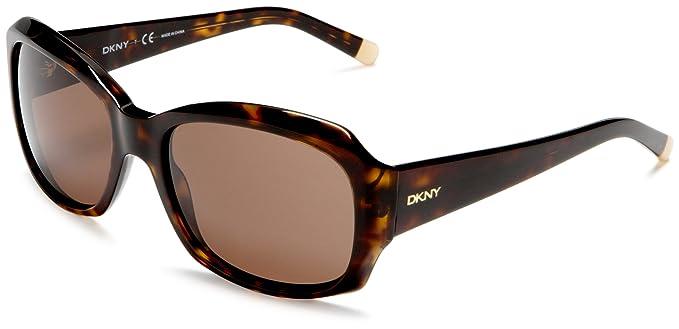 DKNY 0Dy4048 Gafas de sol, Dark Tortoise, 55 para Mujer ...