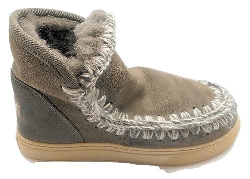 Grigiouk6eu39Amazon it Mou Col Eskimo ngre Mini Sneaker pUMVSz