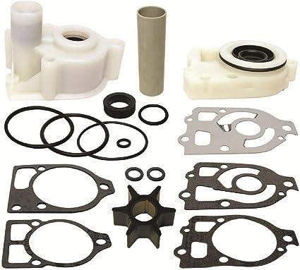 Mercury 75 80 90 115 140 150 Hp Water Pump Impeller Kit replc 18-3314 46-73804A3