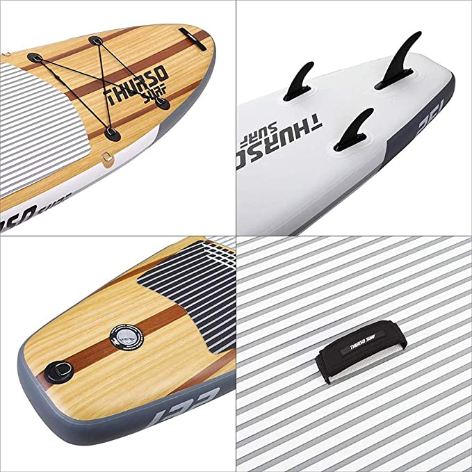 Kayaks hinchables Tabla de Paddle Surf Hinchable Kit, Bomba ...