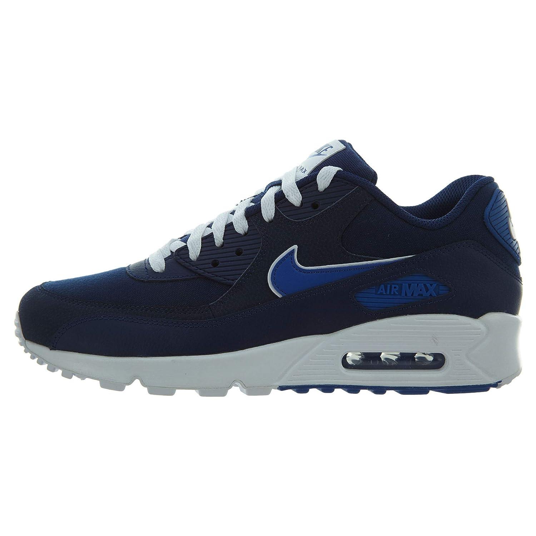 MultiCouleure (bleu Void Game Royal blanc 401) 40.5 EU Nike Air Max 90 Essential, Chaussures de FonctionneHommest EntraineHommest Homme