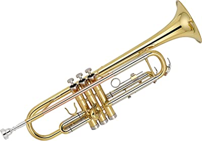 side facing kaizer c-series 3000 professional trumpet